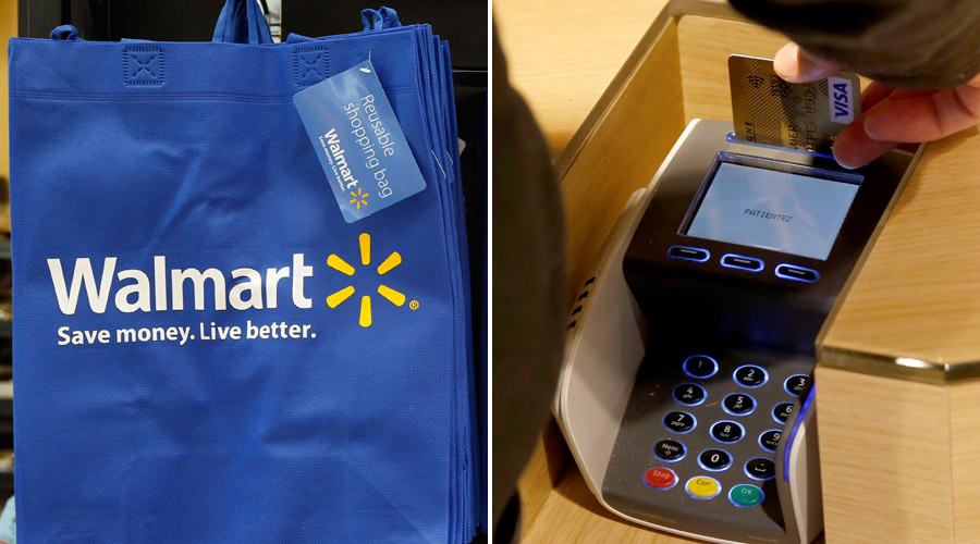 Dollar signs: Walmart sues Visa over debit card signature authorizations